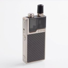 Lost Vape Lost Vape Orion Dna GO 40W 950mAh Pod System- Silver Textured Carbon Fiber