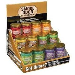 Smoke Odor Exterminator Candle-Blueberry Dreamz
