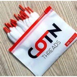 Cotn COTN Threads Pre-cut Cotton Wicks