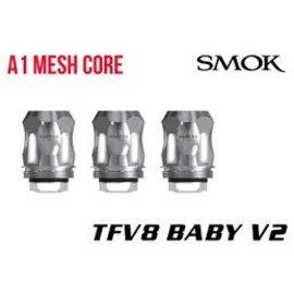 SMOK Smok  TFV8 Baby V2-A Series Coil-Triple Coil .15Ohm 80-130W-Price Per Coil