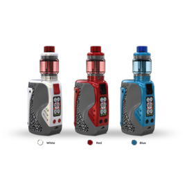 Wismec Wismec Reuleaux Tinker 300w Starter Kit with 6.5ml Column Tank- White