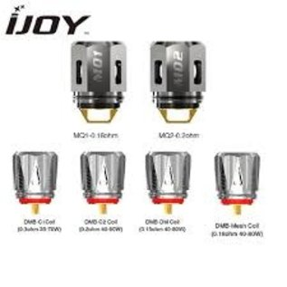 IJoy Ijoy Diamond Baby Replacment Coils DMB-Mesh .18Ohm-Priced Per Coil