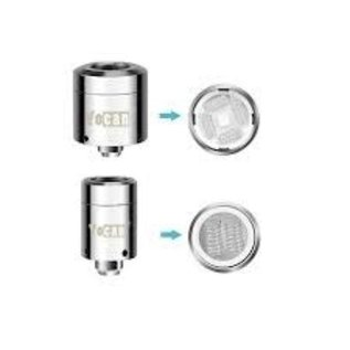 YoCan Yocan Loaded Quartz Dual Replacement Coil- Priced Per Coil