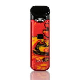 Smok Nord 1100mAh 3ML Pod System- Red Yellow Resin