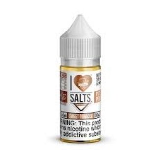 I Love Salts I Love Salts- Mad Hatter- Sweet Tobacco- 25mg