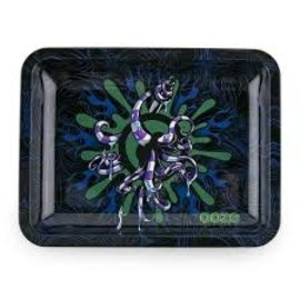 Ooze Ooze Medium Rolling Tray- Octo