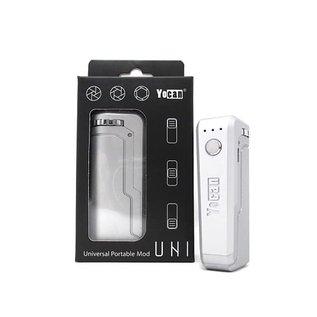 YoCan Yocan UNI Universal Portable Mod 650mAh Variable voltage box mod- Smoky Gray