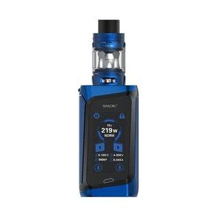 SMOK Smok Morph 219W Starter Kit- Prism Blue and Black