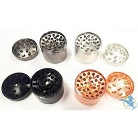 Chromium Crusher Chromium Crusher Vortex - 1.6 Inch - 4 Part Grinder [Model 70115CC]- Rose Gold