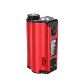 Dovpo Dovpo Topside DUAL 18650 Squonk Mod- Red