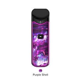 SMOK Smok Nord 1100mAh 3ml Pod System Kit- Purple Shell