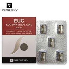 Vaporesso Vaporesso EUC Ceramic SS Coils .6 OHMS 40-55W- priced per coil