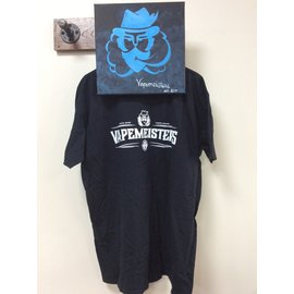 Vapemeisters T-Shirt Black- XL