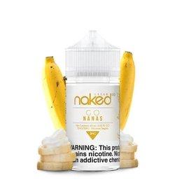 Naked100 Naked100 60ML  - Go Nanas  / 0 mg