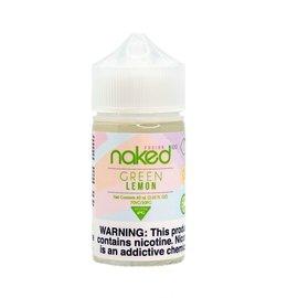 Naked100 Naked100 - Green Limon 6mg 60ml