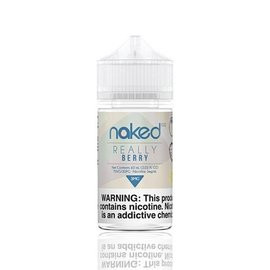Naked100 Naked100 60ML  - Very Berry /Really Berry 6mg