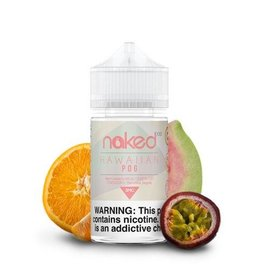 Naked100 Naked100 60ML  - Hawaiian Pog / 0 mg