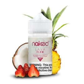 Naked100 Naked100 60ML  - Lava Flow / 0 mg