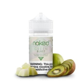 Naked100 Naked100 60ML  - Green Blast / 0 mg