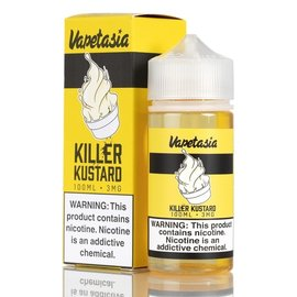 Vapetasia Vapetasia - Killer Kustard 3 MG 100 ML