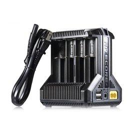 Nitecore Nitecore  i8 Intellicharger - 8 Battery Slot Intelligent Charger