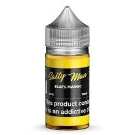 Salty man Salty Man-Blues Mango Salt Nic 30mg 30ml