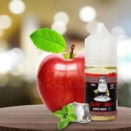 Salty man Salty Man-Juice Box Ice Salt Nic 50mg 30ml