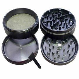 Grinder Aluminum 102mm-Black