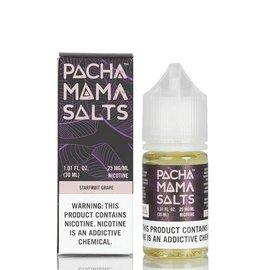 Pachamama Pachamama Salts 30ML - Starfruit Grape 50MG