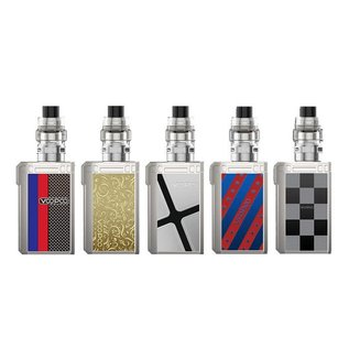 Voopoo VooPoo Alpha Zip 180W TC Starter Kit - Knight