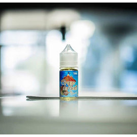 Cirque Du Salt Cirque Du Salt Nic Salt E-liquid 35mg-Mango Peach Ice