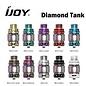 IJoy iJoy Diamond 25MM 5.5ml Bubble Sub-Ohm Tank- Mirror White