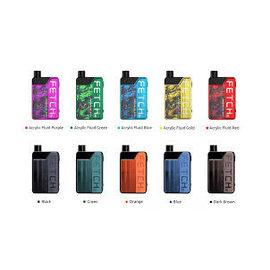 SMOK Smok Fetch Mini 1200mAh Pod System Starter Kit Acrylic Fluid Black