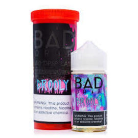 Bad Drip Lab Bad Drip E-Liquid Drooly 3MG 60ML