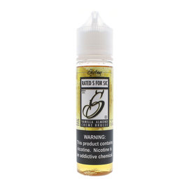 Sicboy Vanilla Almond Creme Brulee- 0mg 60ml