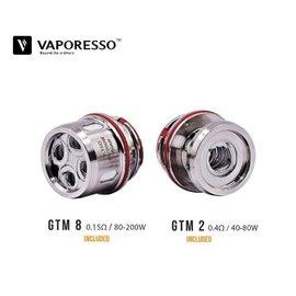 Vaporesso Box of 3 Vaporesso GTM-8 (80-200W)