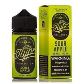 Propaganda Propaganda Hype Sour Apple Dust 6mg 100ml
