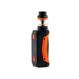 GeekVape GeekVape Aegis Solo 100W TC Starter Kit W/ Cerberus Tank- Orange