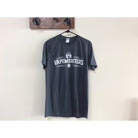 Vapemeisters T-Shirt Grey - Large
