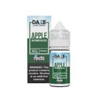 7 Daze Reds Apple Iced - Apple Watermelon- 60ML 3MG