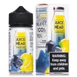 Juice Head Blueberry Lemon 0mg/100ml Juice Head