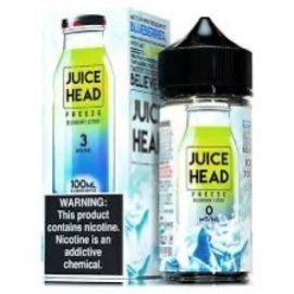 Juice Head Juice Head Blueberry Lemon Freeze 3mg/100ml