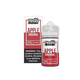 7 Daze Reds Apple Eliquid by 7 Daze 60ml 3mg