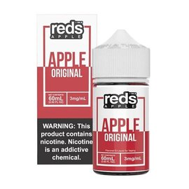 7 Daze Reds Apple Eliquid by 7 Daze 60ml 6mg