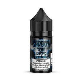 Sadboy Sadboy Teardrops Blue Jam Cookie-30ml 28mg