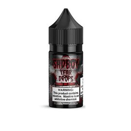 Sadboy Sadboy Teardrops Straw Jam Cookie-30ml 28mg