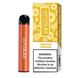 Vaporlax Vaporlax Disposables - Pineapple Lemonade