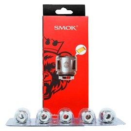 SMOK Box of 5 SMOK TFV8 Baby Coils  V8 Baby  Mesh .15 ohm