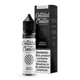 Coastal Clouds Premium Coastal Clouds - Melon Berries 3mg Premium Vapor E-Liquid 60ml