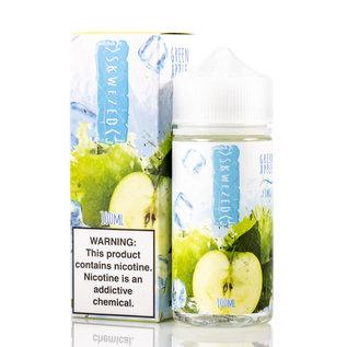 Skwezed Green Apple Ice 0mg 100ml
